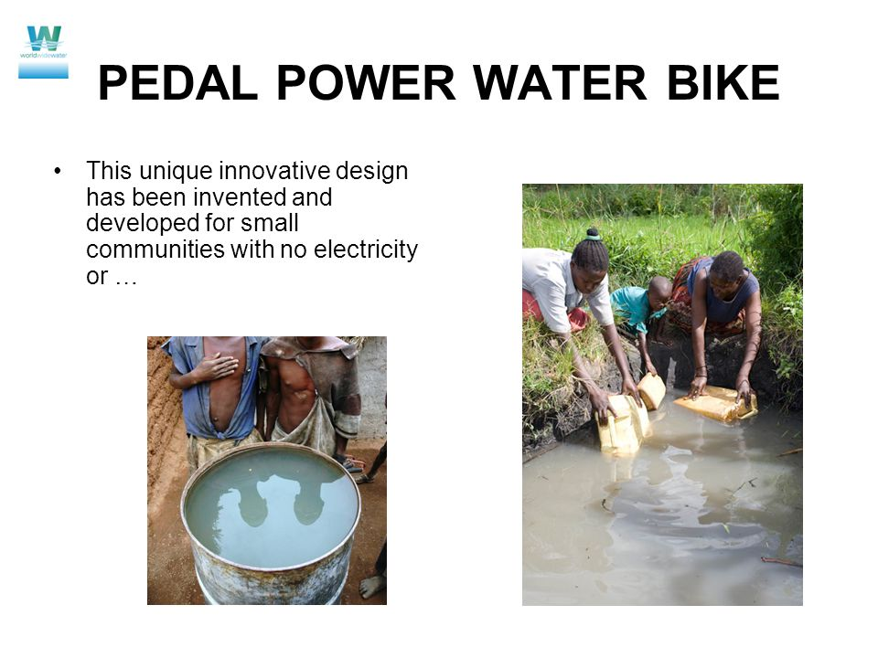 This unique innovative design has been invented and developed for small communities with no electricity or …