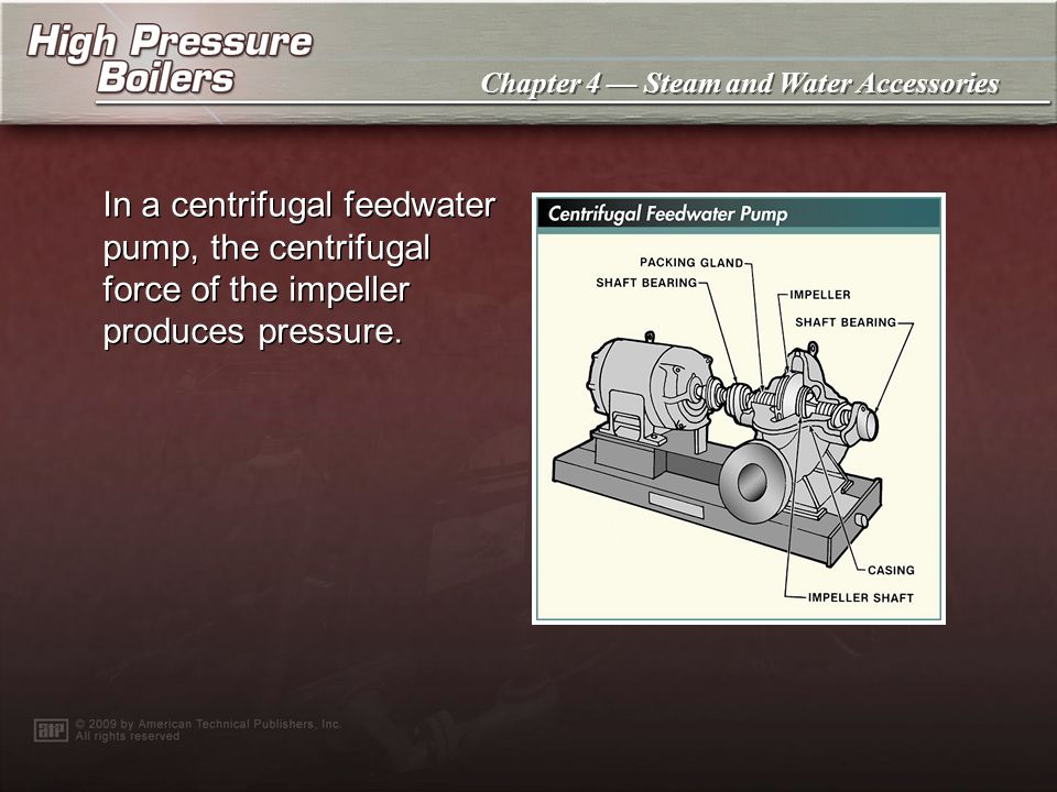 Chapter 4 Steam and Water Accessories The quantity of steam increases with the use of a line desuperheater.