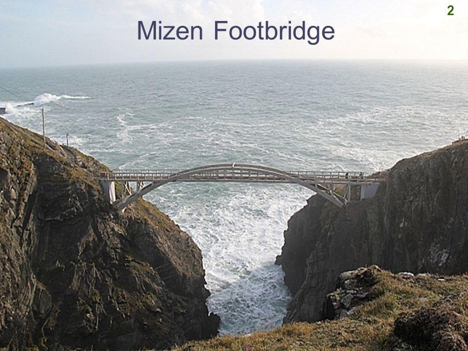 Mizen Footbridge 2