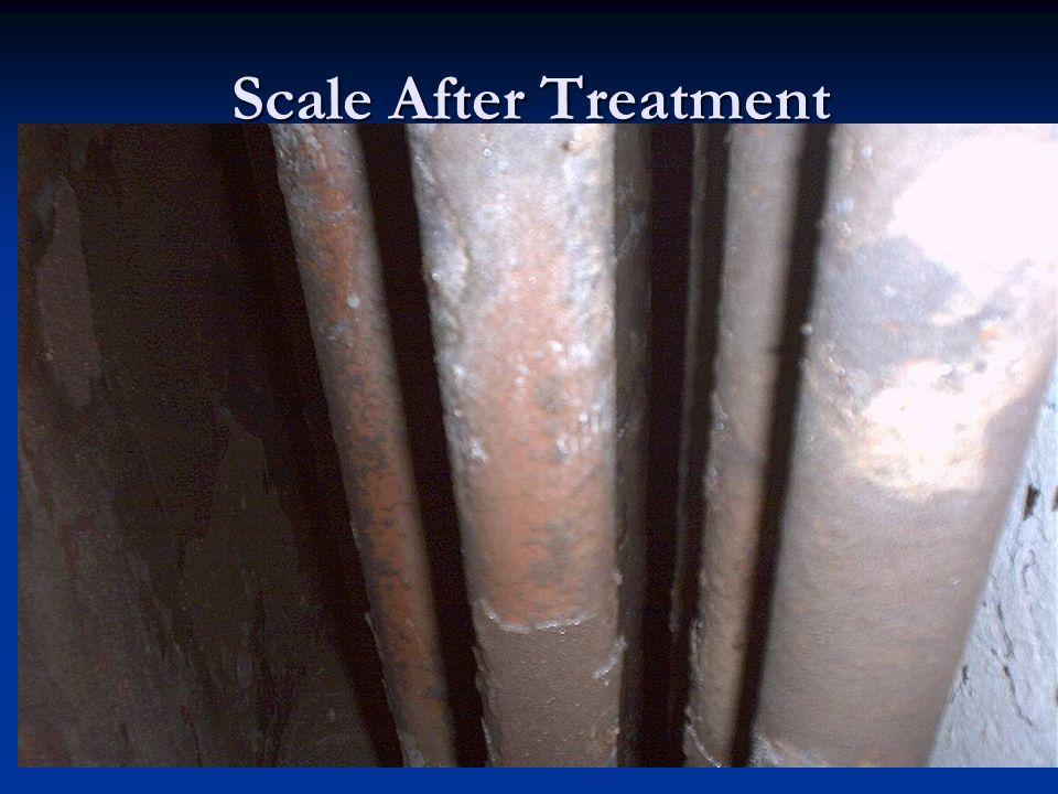 Scale Problem (In Boiler )