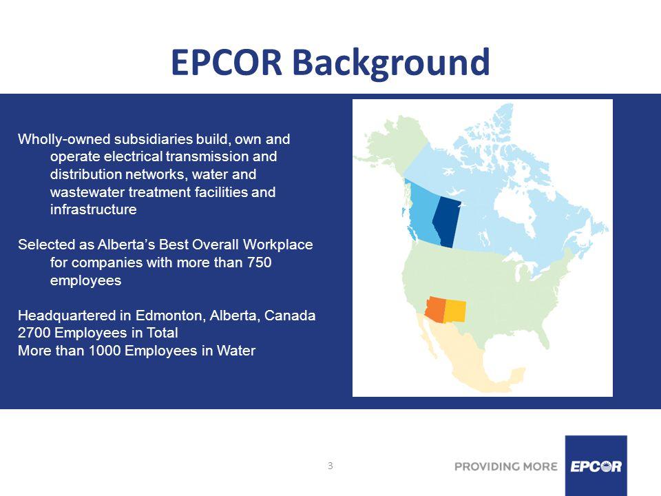 4 EPCOR Background