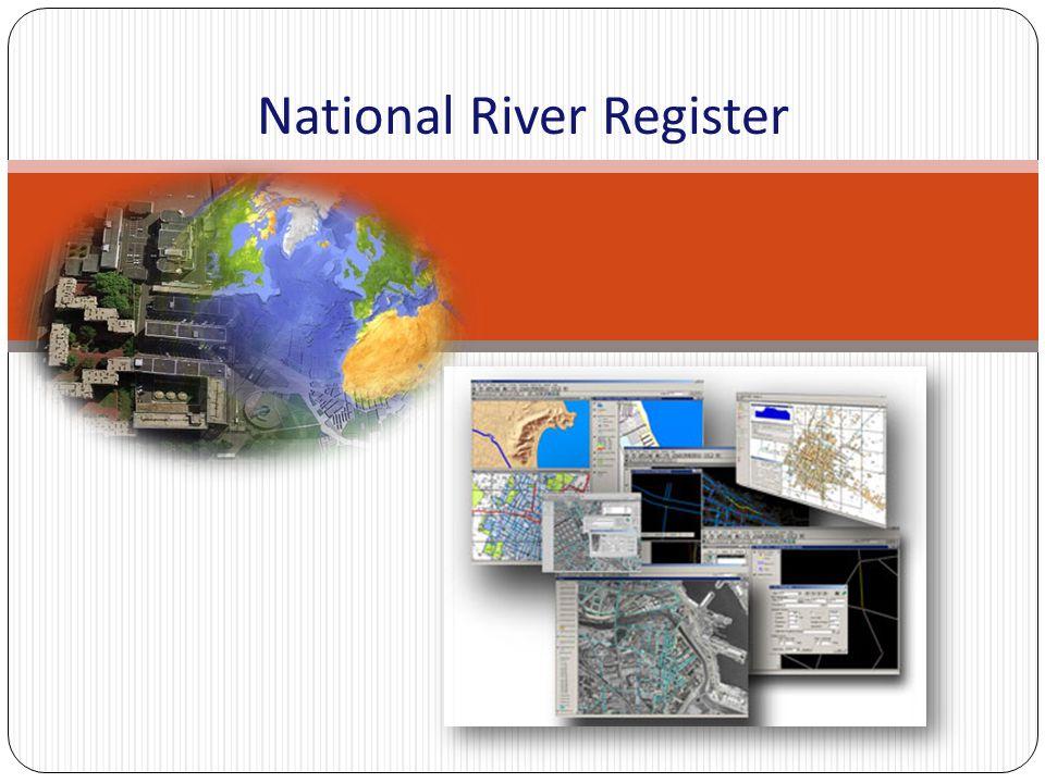 National River Register