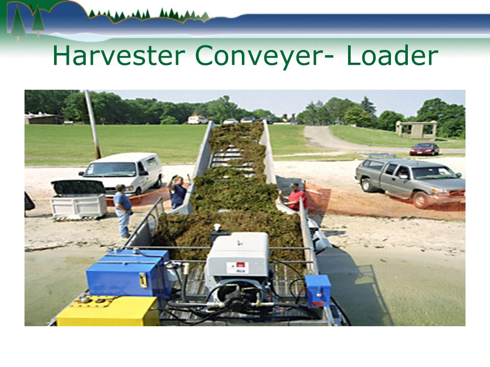Harvester Conveyer- Loader