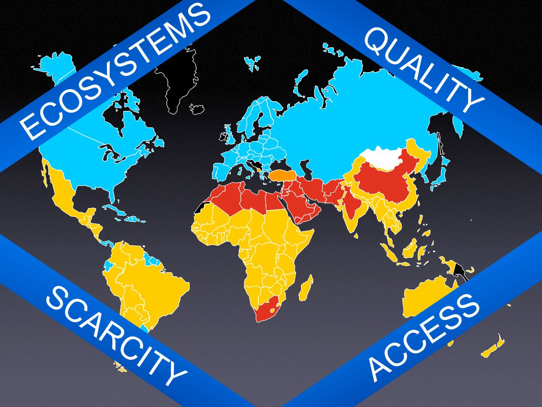 ACCESS SCARCITY QUALITY ECOSYSTEMS