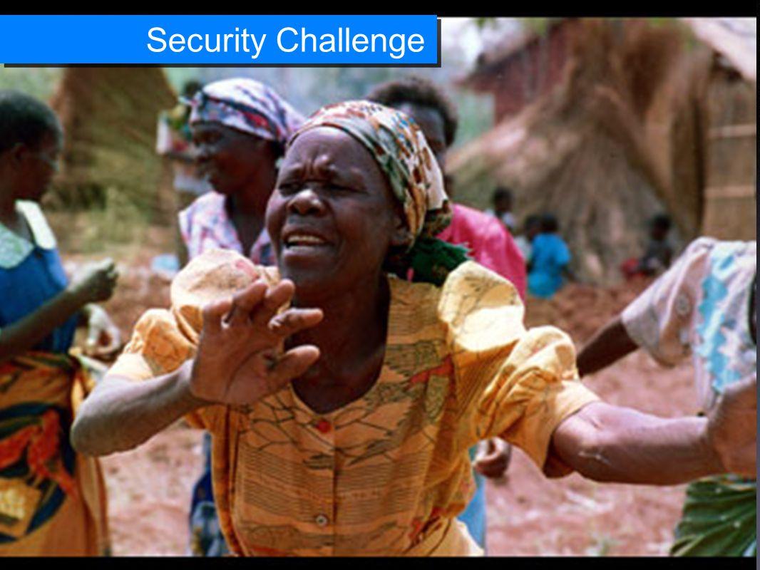 Security Challenge