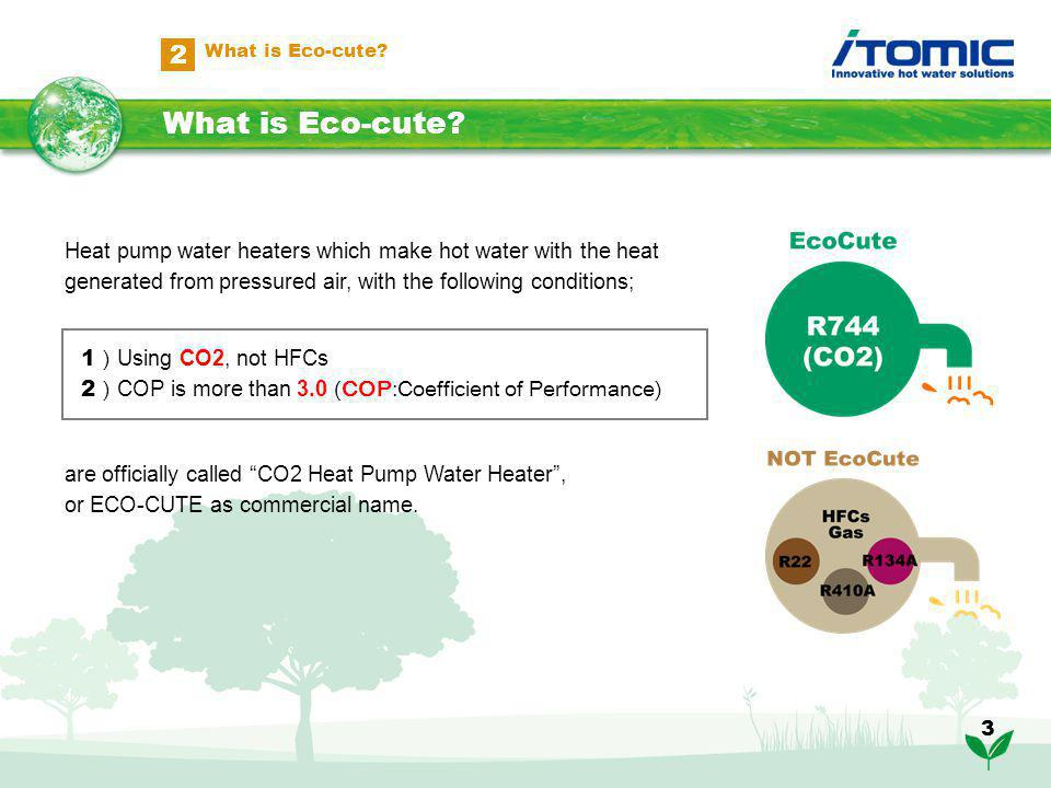 3 What is Eco-cute.