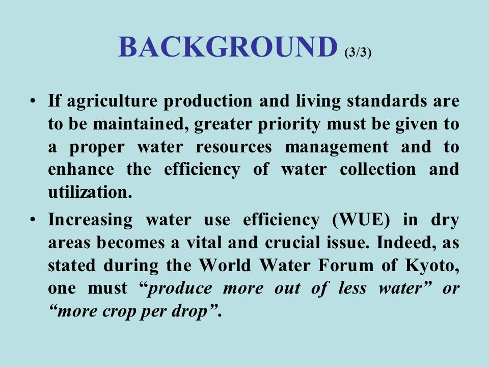 Threats to Groundwater Threats to the quantity : Overdraft, Drawdown, Subsidence.