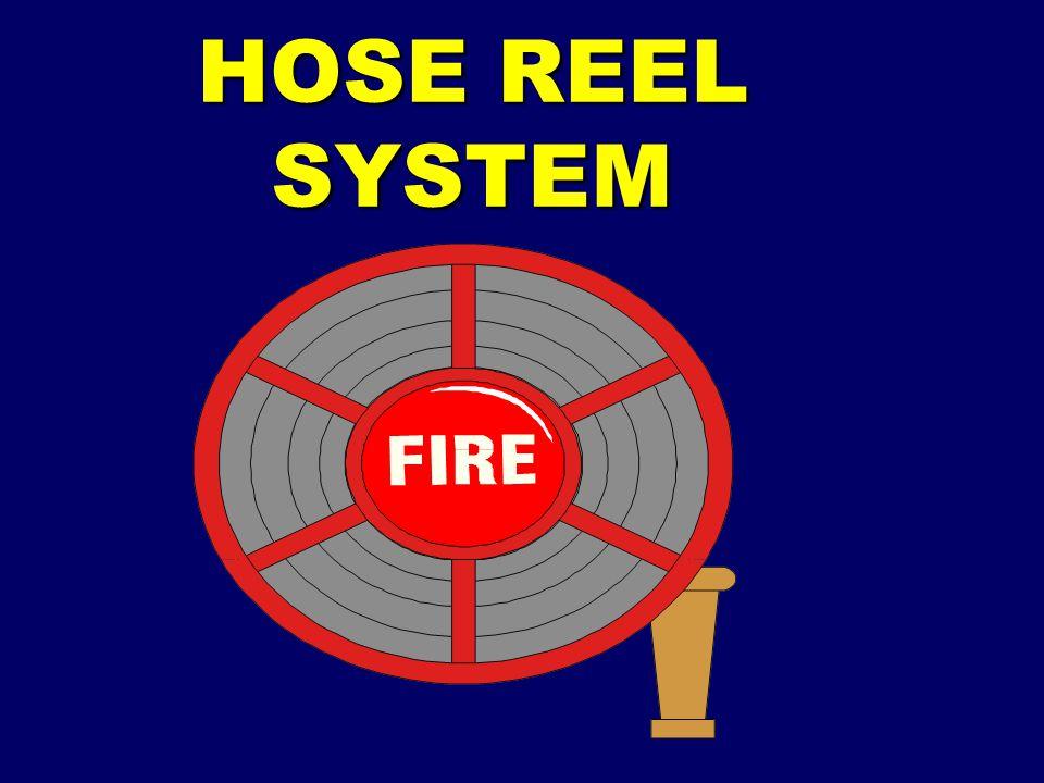 HOSE REEL SYSTEM