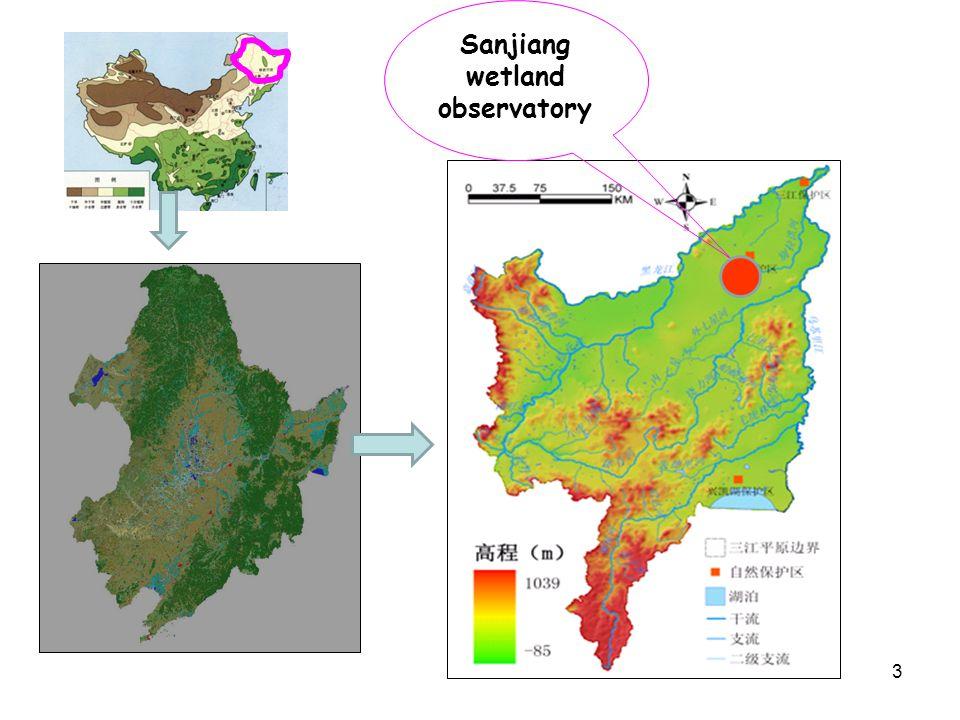 3 Sanjiang wetland observatory