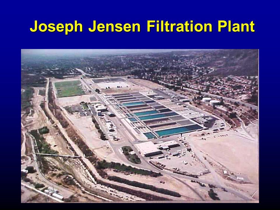 Joseph Jensen Filtration Plant