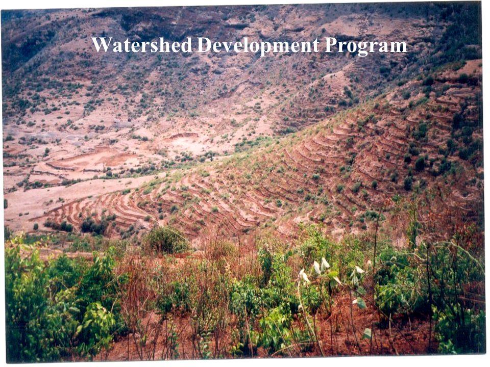 1 Watershed Development Program