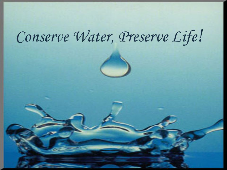 Its a good way of saving both water and time That way we wont have to wash it each time