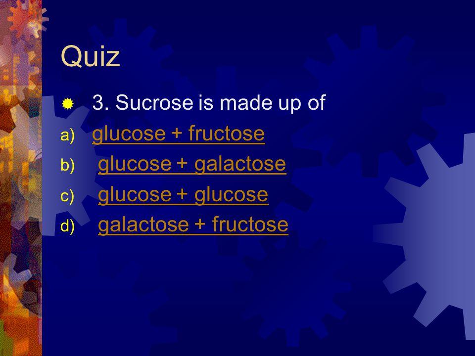 Quiz 3.