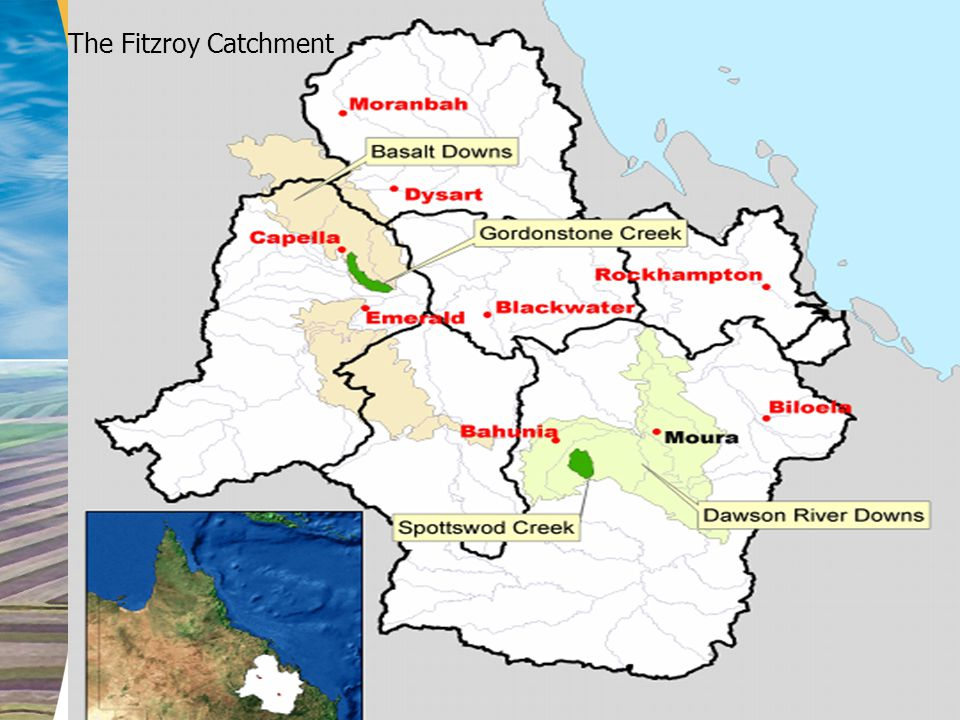 The Fitzroy Catchment