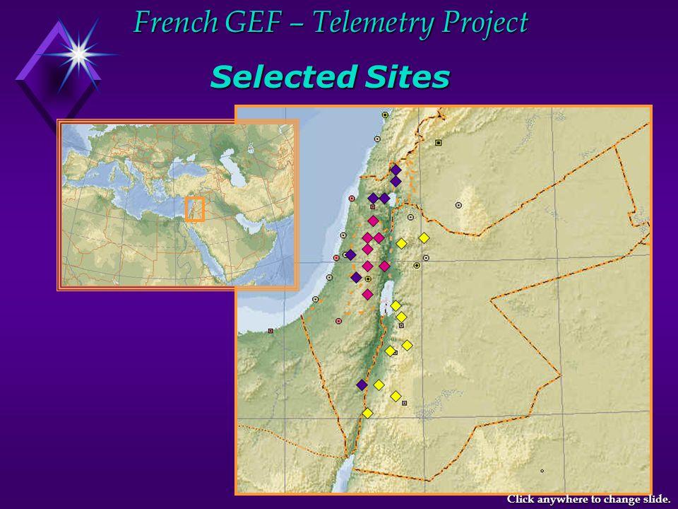 Salfit Meteorological synoptic station Salfit Meteorological synoptic station French GEF – Telemetry Project Equipment Installation (PCP) Pending …...
