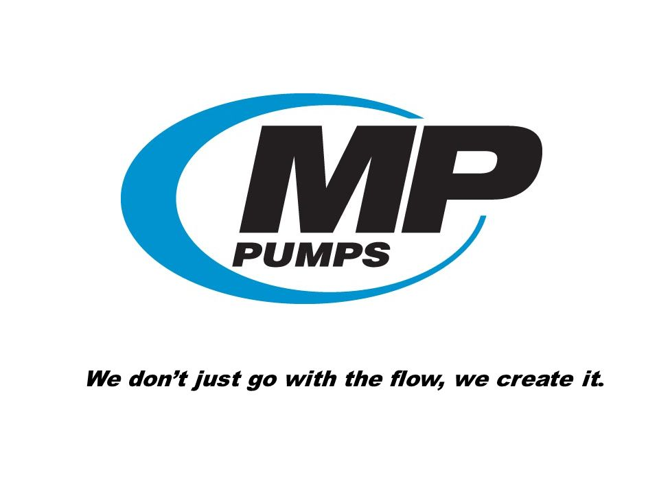 The STANDARD that MP Pumps was built around.