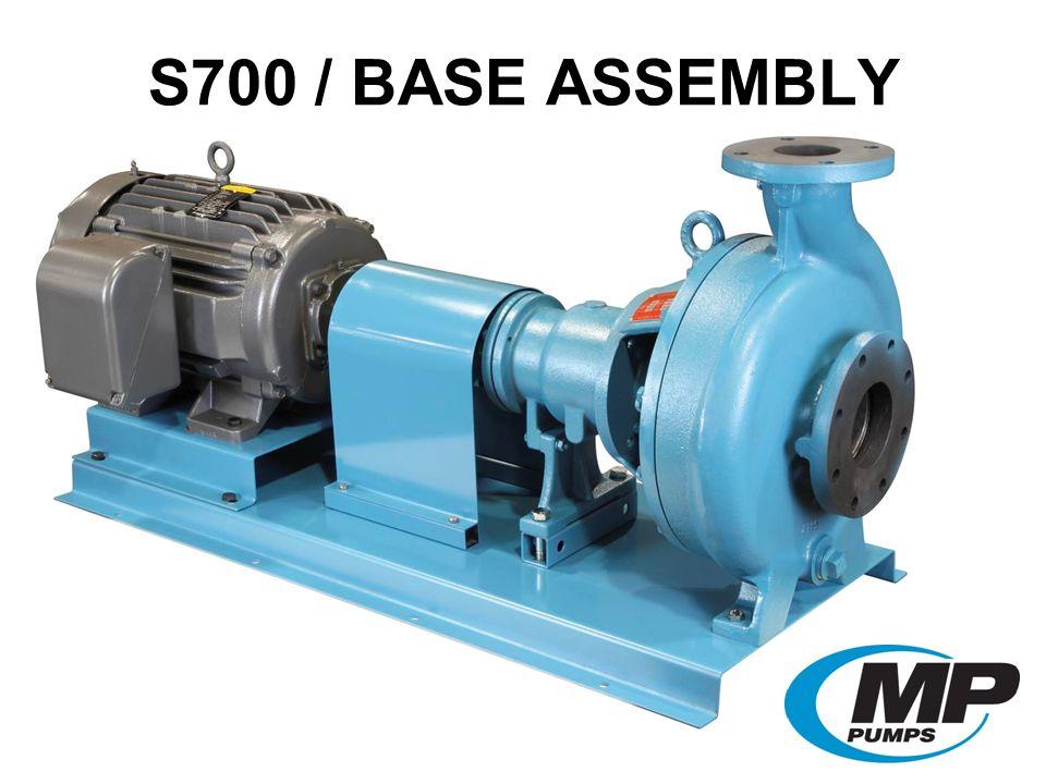 S700 / BASE ASSEMBLY