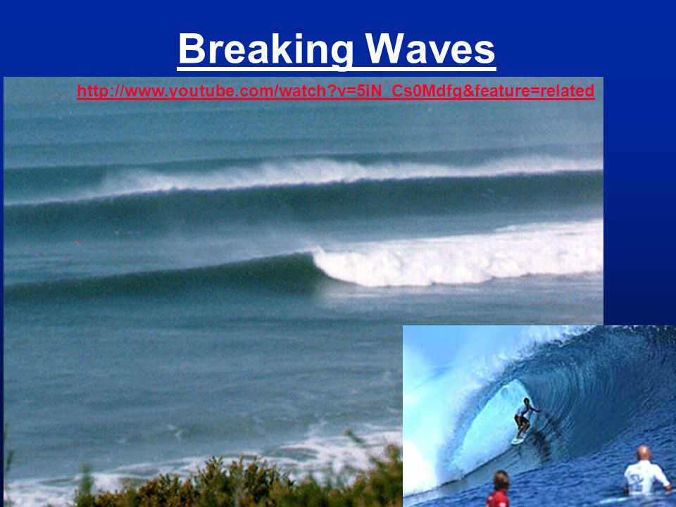Breaking Waves http://www.youtube.com/watch?v=5iN_Cs0Mdfg&feature=related