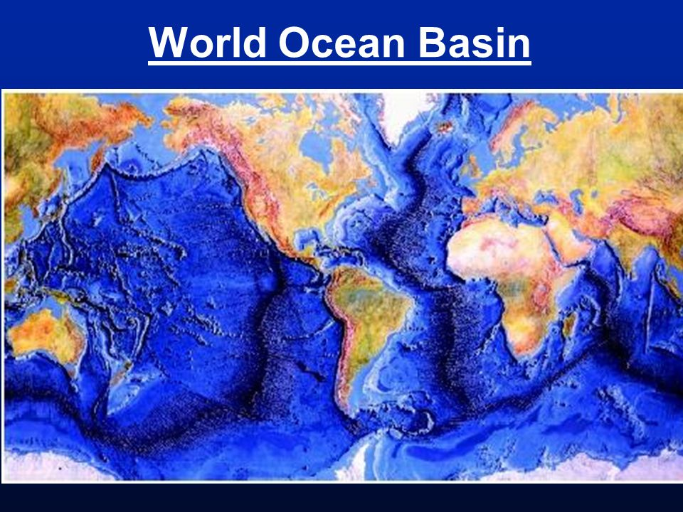 World Ocean Basin