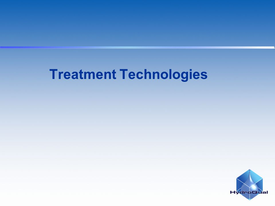Treatment Technologies