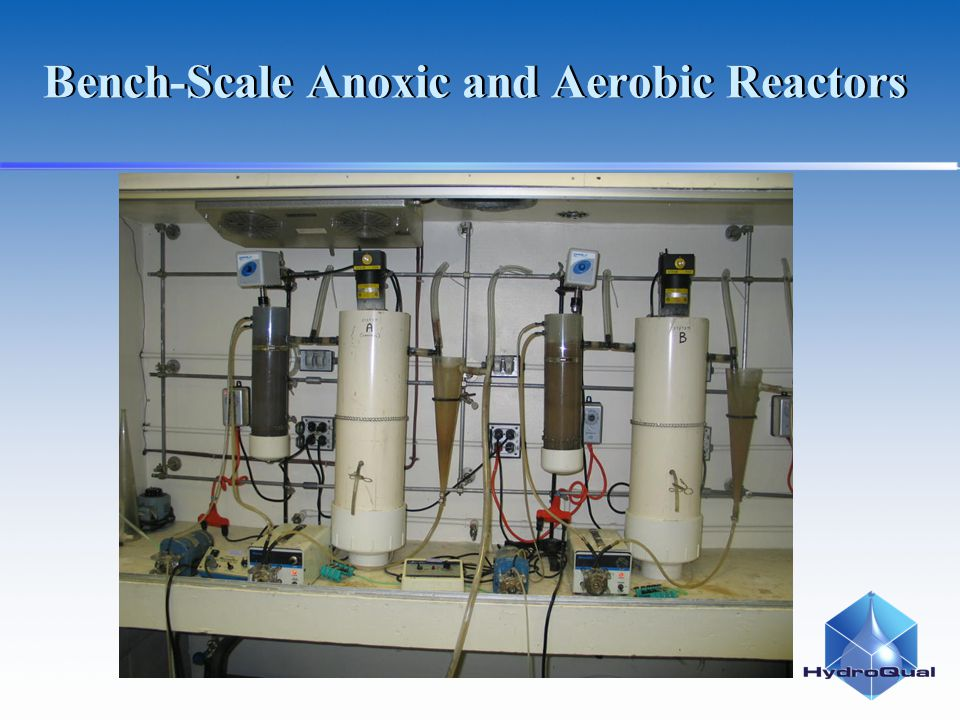Bench-Scale Anoxic and Aerobic Reactors