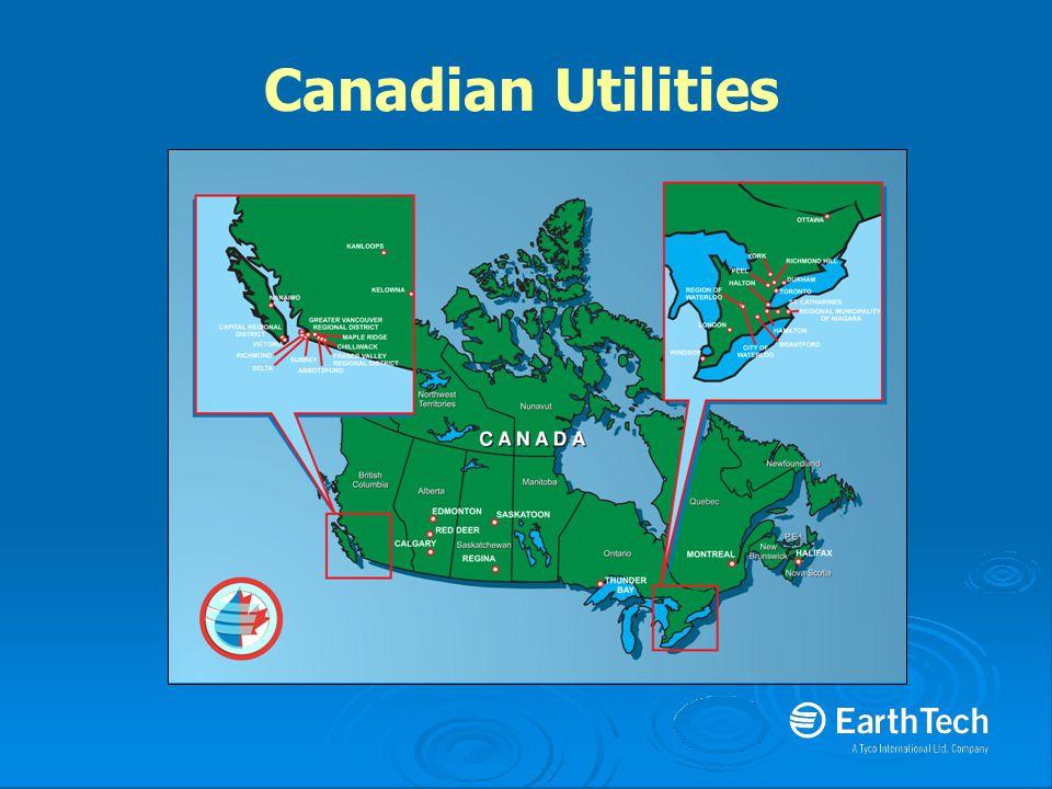 National Benchmarking 34 Wastewater Utilities 32 Water Utilities 15 Stormwater Utilities