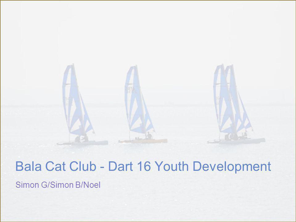 Simon G/Simon B/Noel Bala Cat Club - Dart 16 Youth Development
