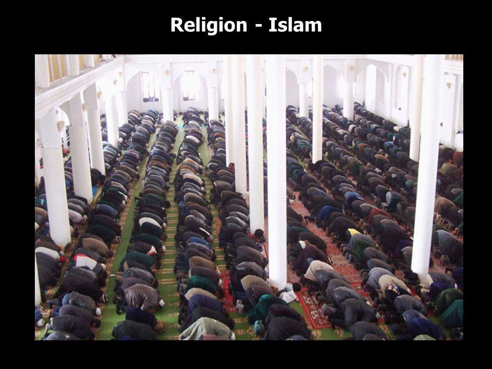 Religion - Islam