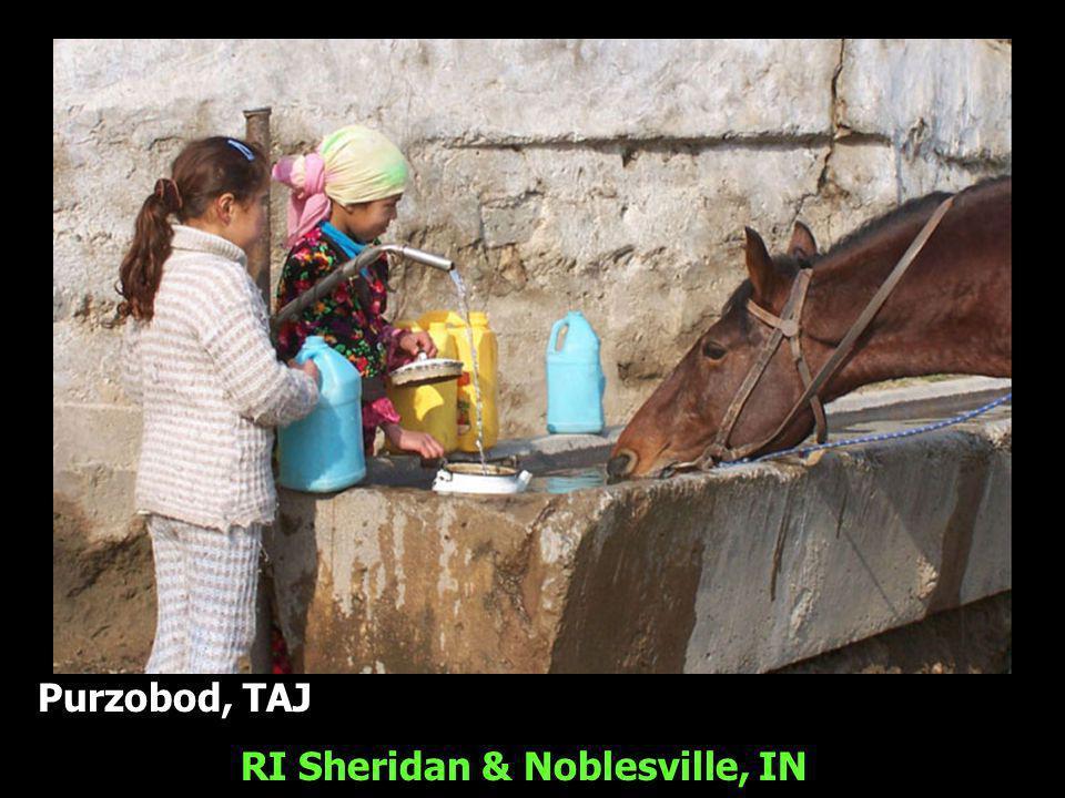 Purzobod, TAJ RI Sheridan & Noblesville, IN