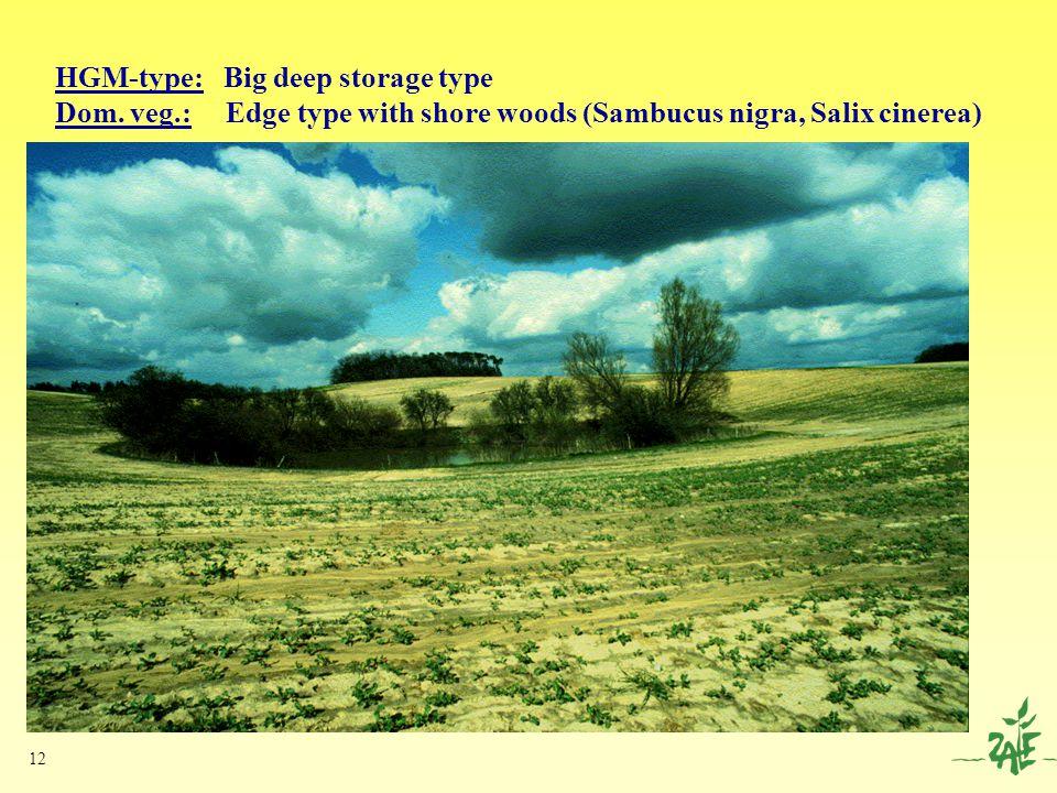 12 HGM-type: Big deep storage type Dom.