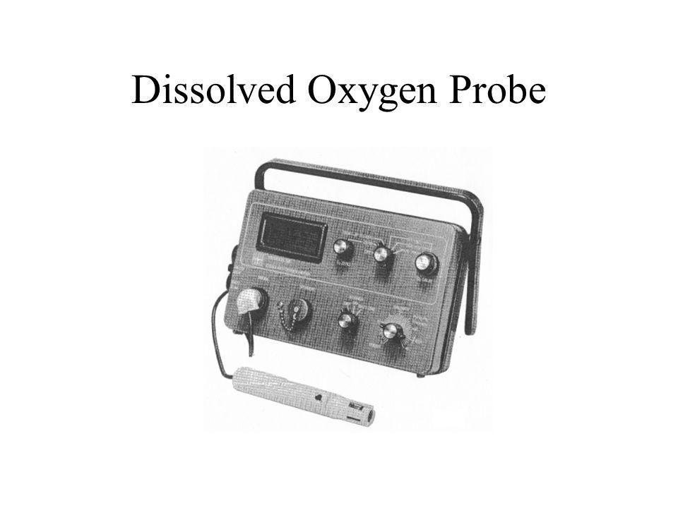 Two Types of DO Probes Galvanic Polarographic