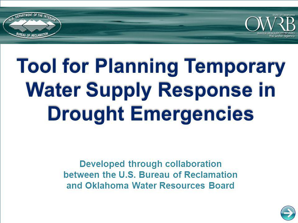 A water analysis should be performed before using a new water source.