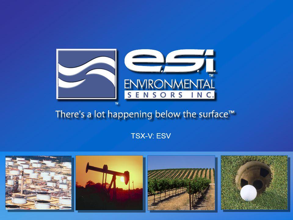 TSX-V: ESV