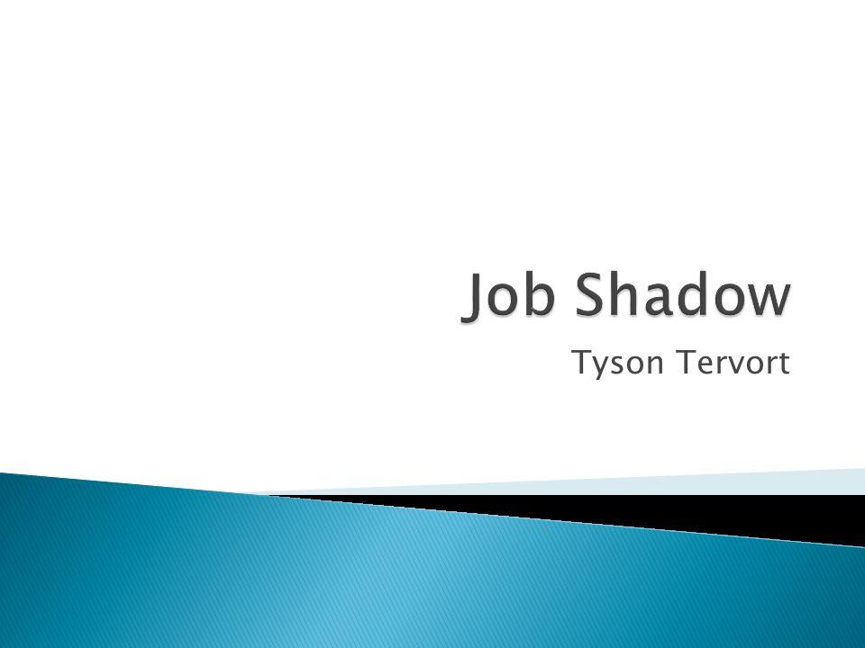 Tyson Tervort