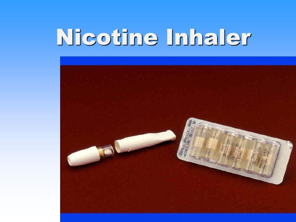 PHS Nicotine Inhaler