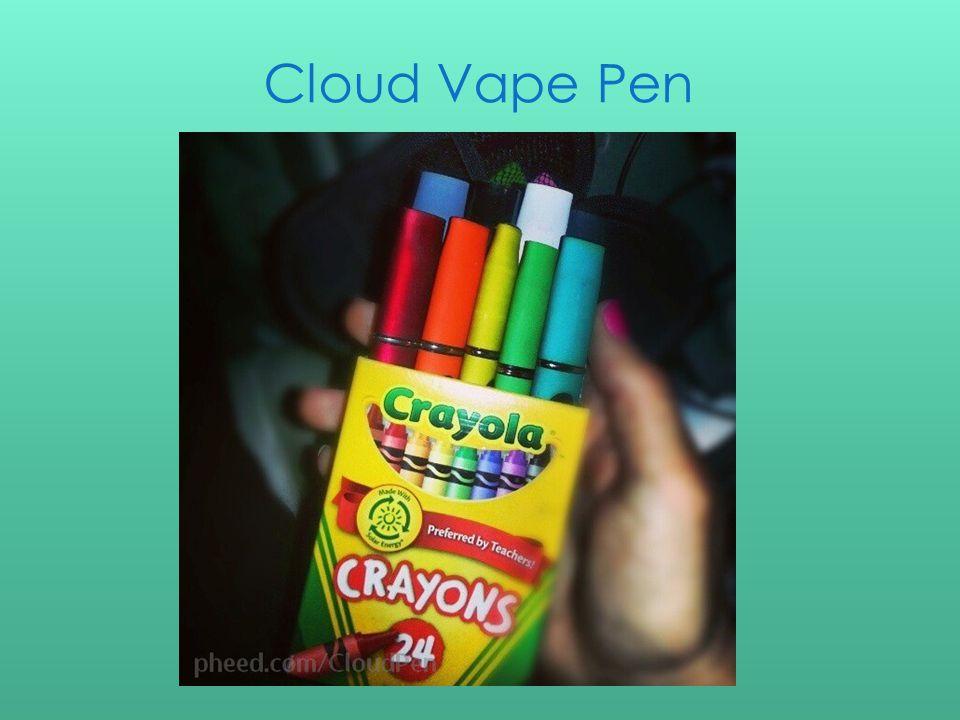 Cloud Vape Pen