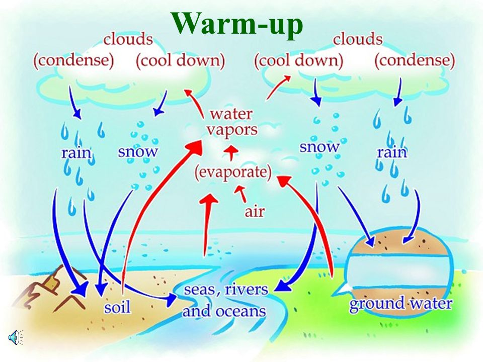 Warm-up Vocabulary Idioms & Phrases Reading~ Paragraphs 1-4