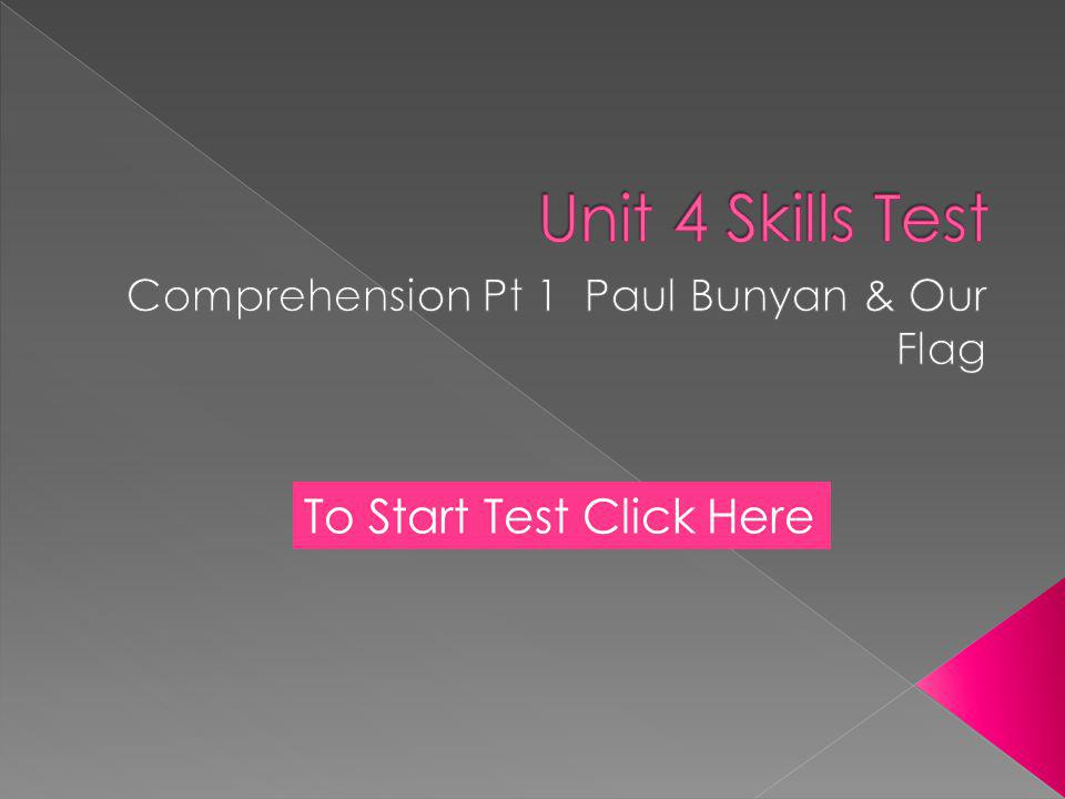 To Start Test Click Here