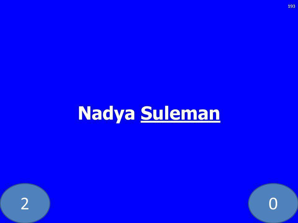 20 Nadya Suleman 193