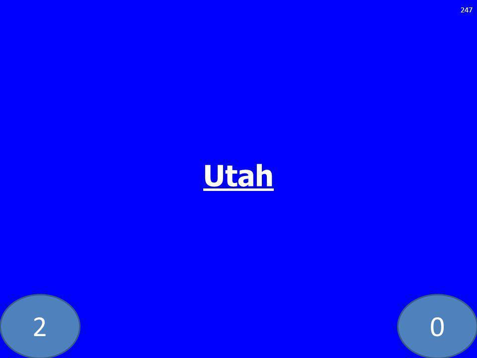 20 Utah 247