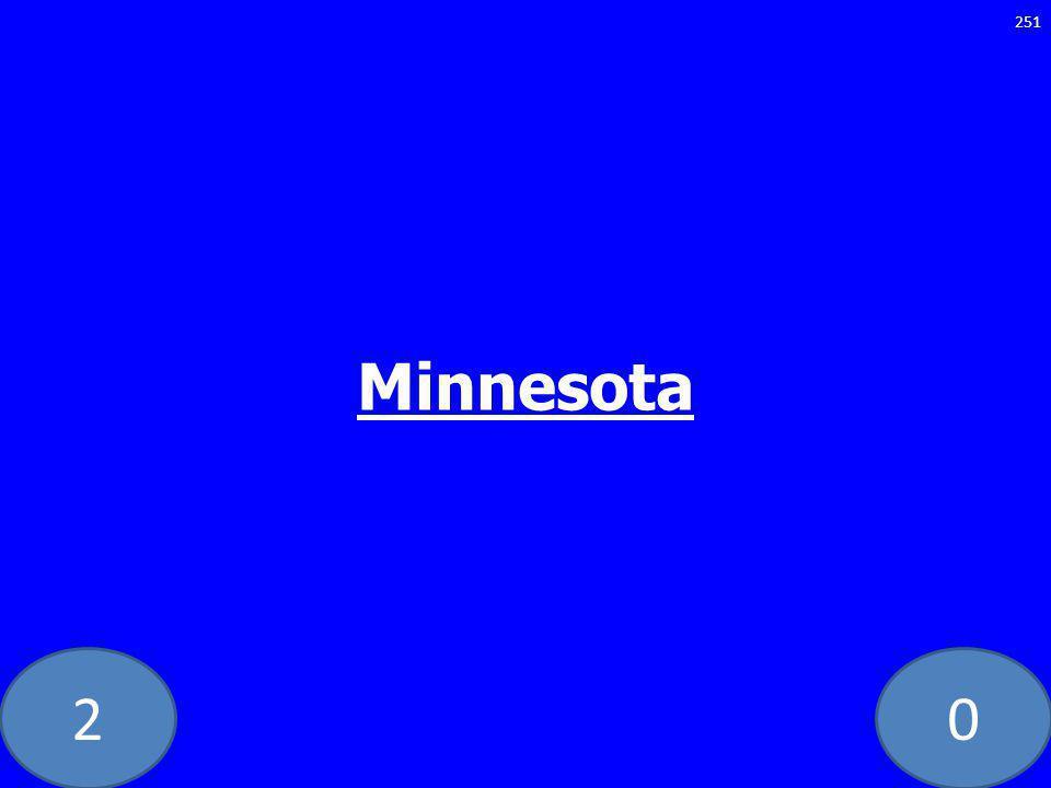 20 Minnesota 251