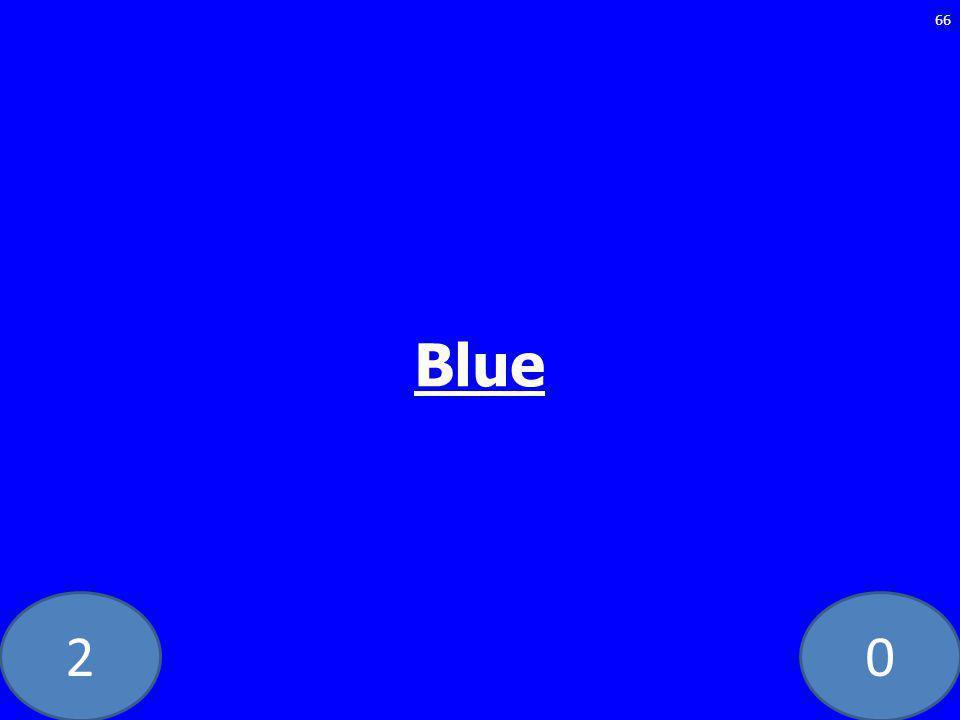 20 Blue 66