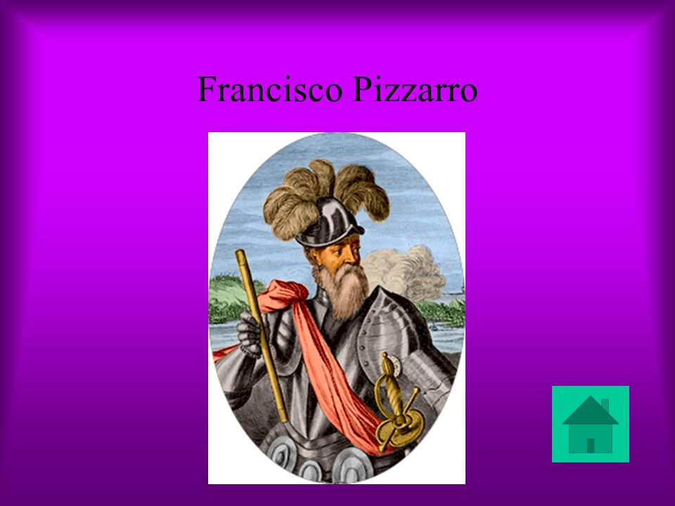 Francisco Pizzarro