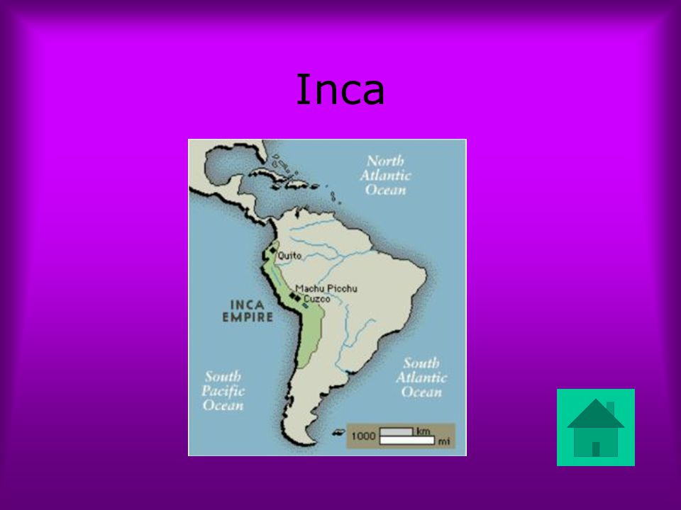 Who conquered the Inca?