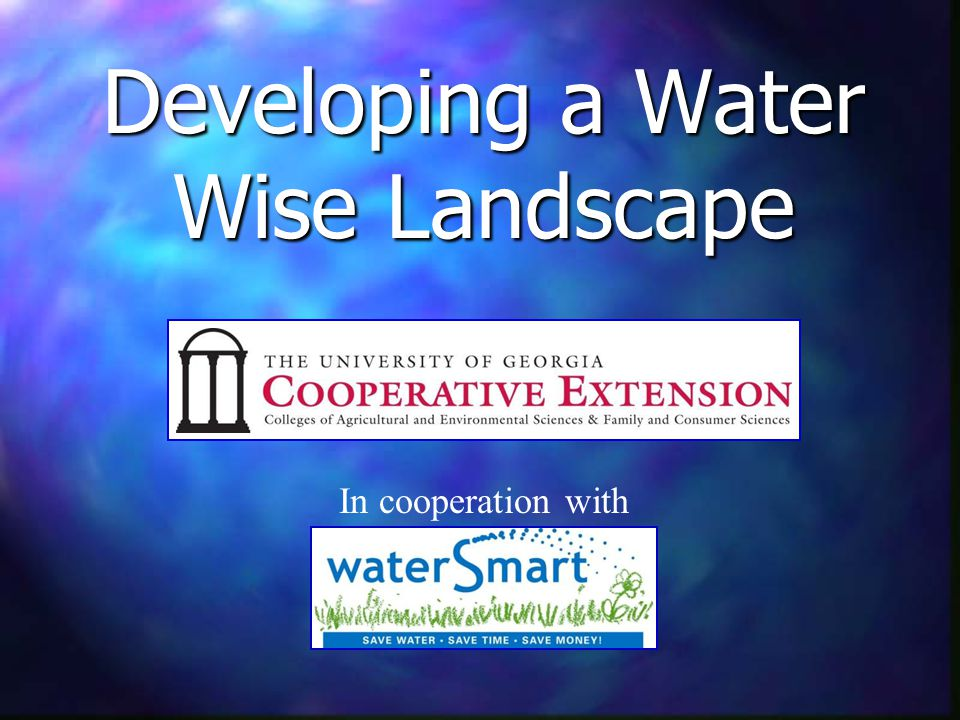 Divide the Landscape into Three Water-use Zones High Water-use Zones (Oasis Zones) High Water-use Zones (Oasis Zones) Moderate Water-use Zones (Transition Zones) Moderate Water-use Zones (Transition Zones) Low Water-use Zones (Xeric Zones) Low Water-use Zones (Xeric Zones)