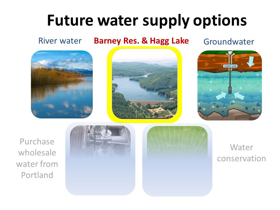 Future water supply options Barney Res.