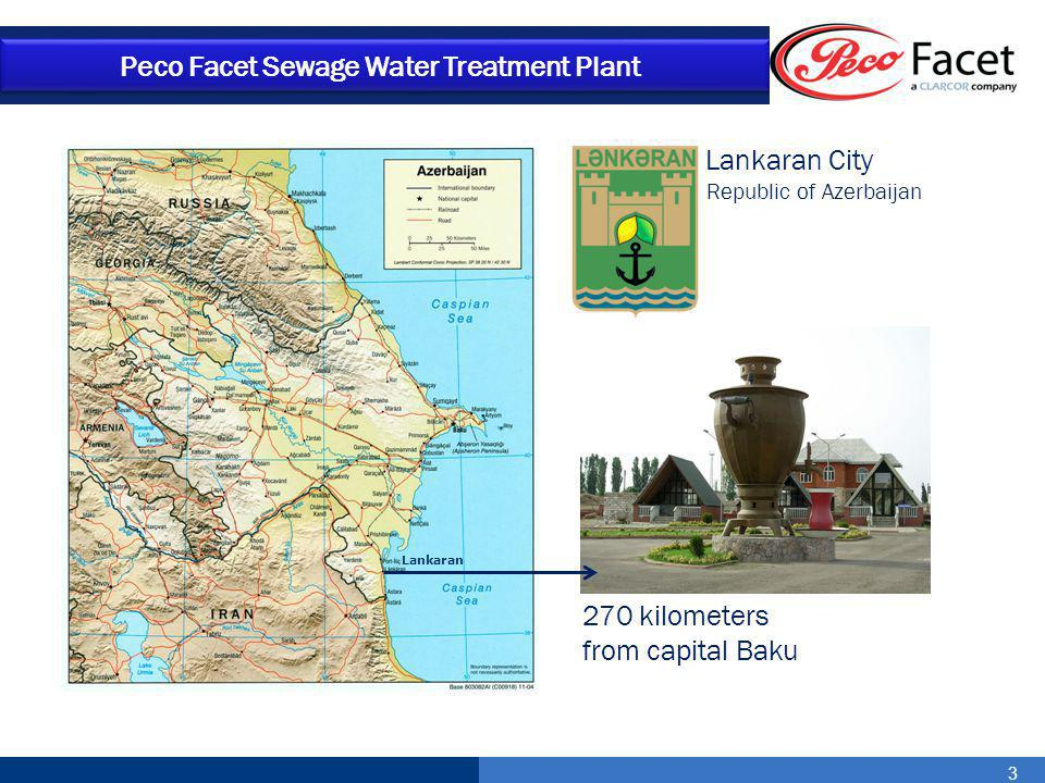 4 Lankaran Court of Grave Crimes Lankaran, Republic of Azerbaijan Peco Facet Sewage Water Treatment Plant Facet STP unit Facet STP unit http://courts.az/lankarangravecrimes/?lng=en