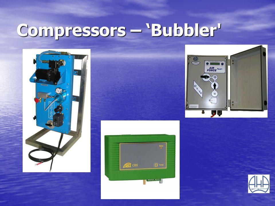 Compressors – Bubbler'