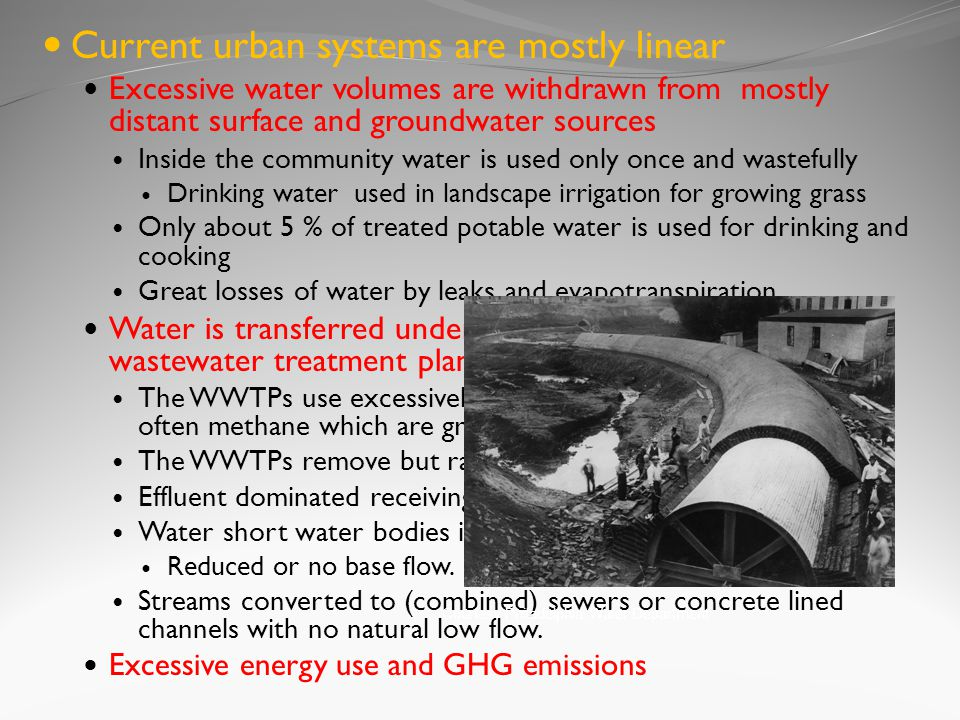 COF Criteria Based on World Wildlife Fund One Planet Liv ing WATER – Reduce water demand by 50% from the national (state) average Water conservation (more efficient water fixtures), xeriscape) Using additional sources (stormwater, desalination) SOLID WASTE – No solid waste to landfill Reclamation and reuse ENERGY – Carbon neutrality Minimization or elimination use of fossil fuels Renewable energy sources Passive energy savings (Energy STAR) Water conservation (reduction of pumping energy, CO 2 emissions Energy and resource recovery from water, used water and solids SUSTAINABLE TRANSPORTATION HEALTHY LIFE AND HAPPINES