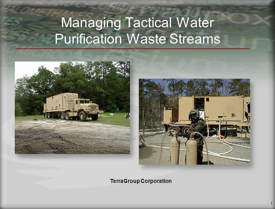 2 Purpose To outline and provide information on the design, advantages and capabilities of the MMFFS TM 3000 system with respect to multiple support situations.